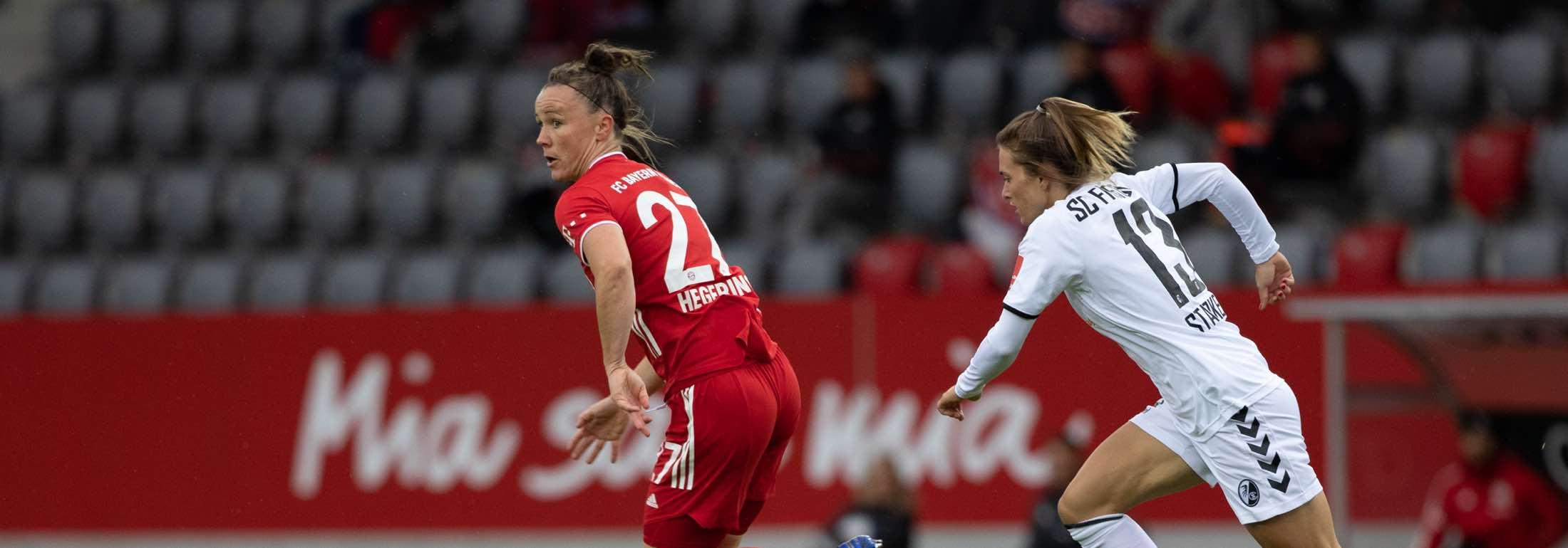 Marina Hegering FC Bayern