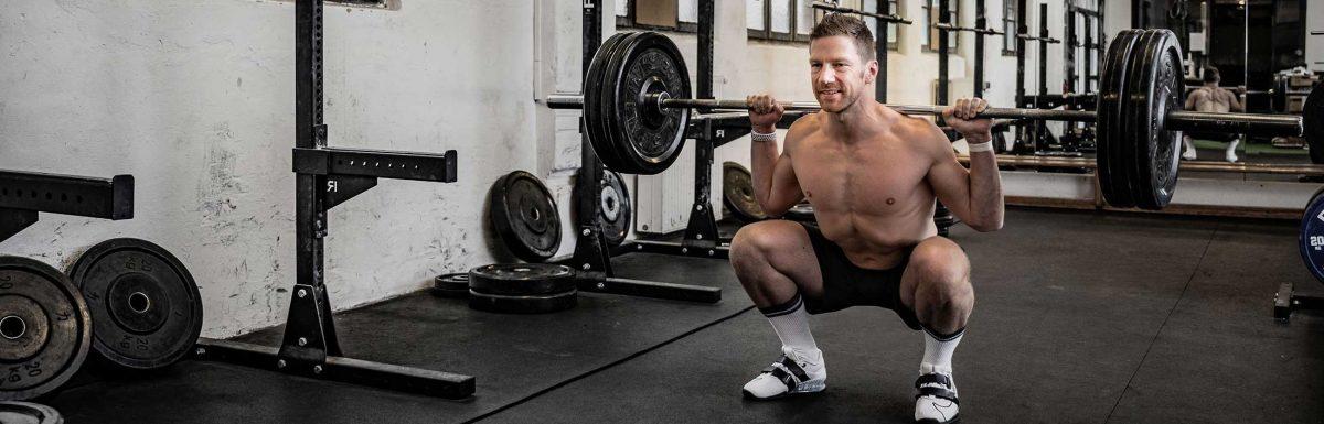 Kniebeugen richtig machen Mark Maslow