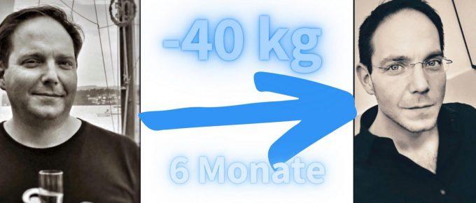 Wie Patrick in 6 Monaten 40 kg Fett abnehmen konnte – durch Visualisierung (#342)