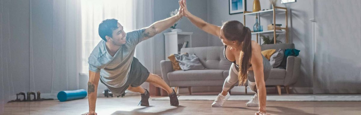 Ultimatives Fettabbau-Training zu Hause