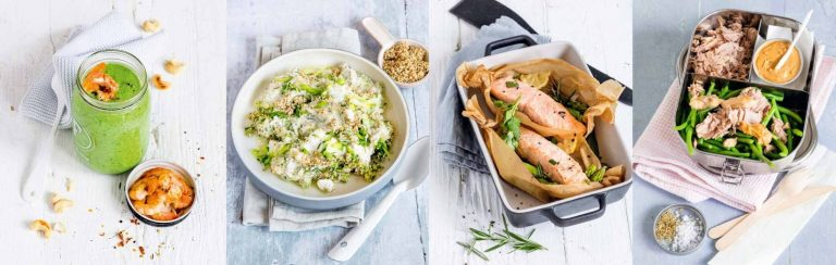 4 fantastische Fitness Mahlzeiten – für Fettabbau und Muskelwachstum